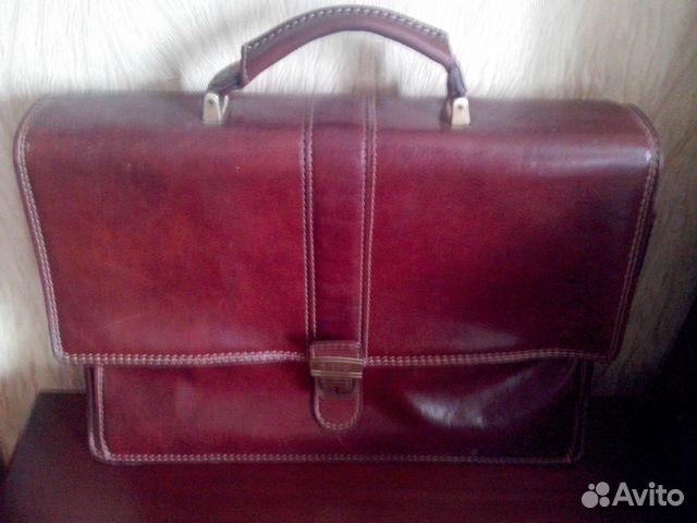 be45505b1740 Портфель мужской (кожа) | Festima.Ru - Мониторинг объявлений