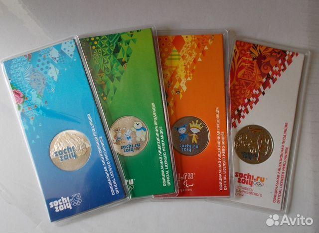 Олимпийские цветные монеты купить 50 лей 1991 года румыния