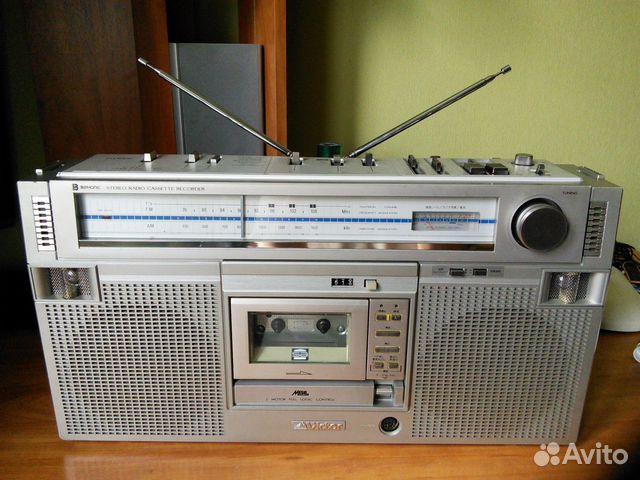 Магнитола Victor RC-M60 купить в Москве на Avito