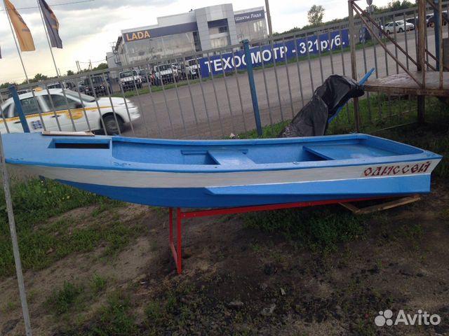 купить лодку бу лодка обь 1