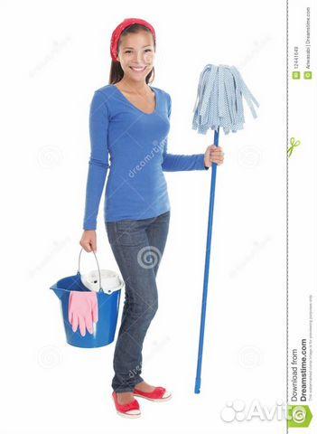 уборщица в дом вакансии