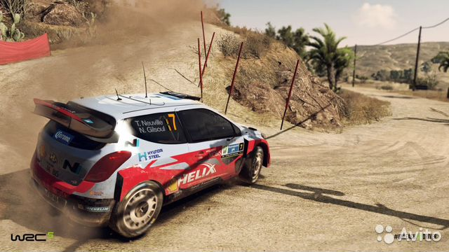 WRC World Rally Championship (PS3, xbox 360)(англ)— фотография №1