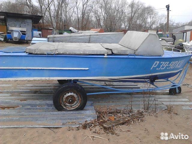 моторы для лодок бу купить сызрань авито