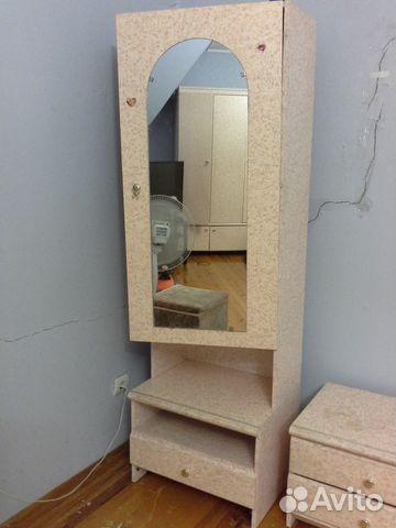 Шкаф с зеркалом купить в тверской области на avito - объявле.