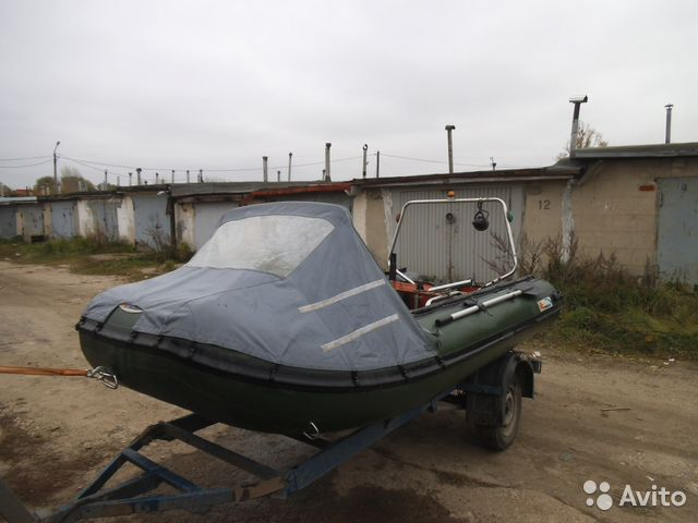 купить лодку стингрей на авито
