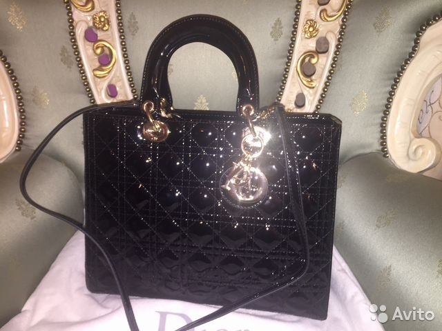 Сумка натурзамша Christian Dior, цена - 580 грн, #9574863