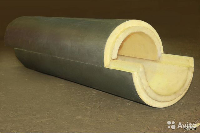 Производство скорлупы ппу для труб