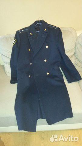 Военное пальто офицерское ввс купить в Свердловской области на Avito ... 00c0095f33803