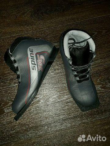 Лыжные ботинки купить в Иркутской области на Avito — Объявления на ... 9ca9dcb05f3