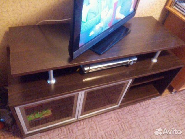 Продам тумбу под телевизор 89501178439 купить 1