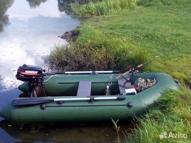 мотор для лодки пвх аква 2600