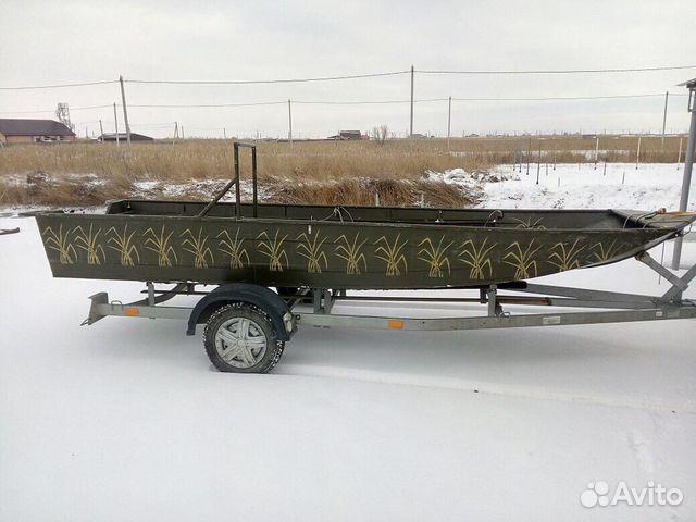 купить лодочный мотор-болотоход в хабаровске