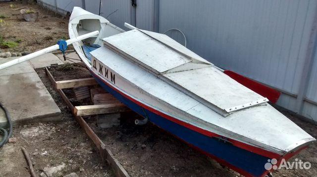 купить лодку с мотором на авито в череповце