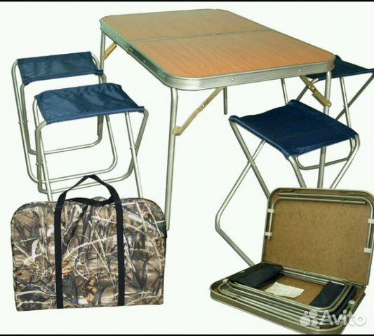 мебель для пикника и рыбалки