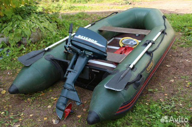 ремонт лодочных моторов ветерок в новосибирске