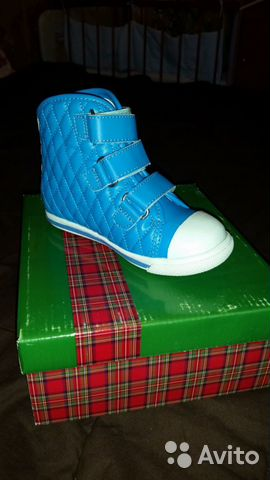 Новые ортопедические ботиночки размер. 26
