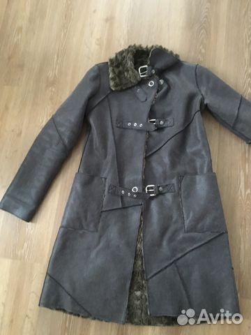 Дубленка Armani Jeans   Festima.Ru - Мониторинг объявлений 57a1f42e22e