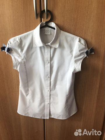d558bdf4354 Школьная форма блузка Sly купить в Москве на Avito — Объявления на ...