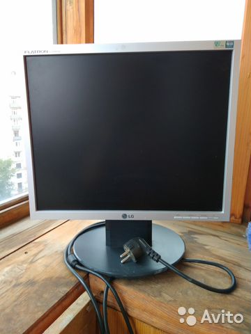Клавиатура Microsoft,монитор LG flatron— фотография №2