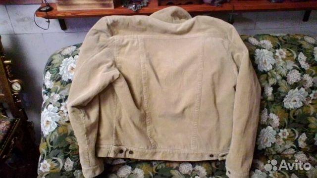 Куртка вельветовая на меху 89372217858 купить 3