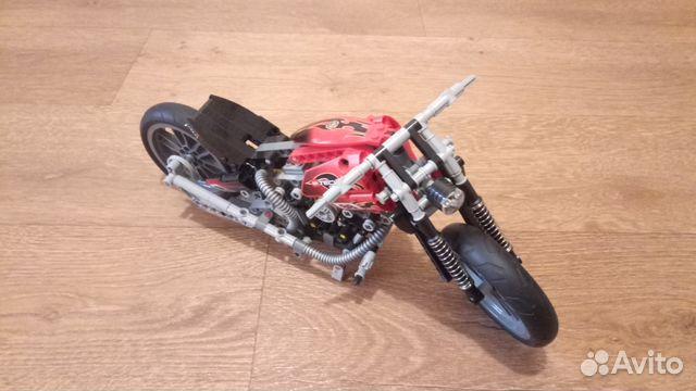 Lego Technic 8051 Motorbike (Мотоцикл)