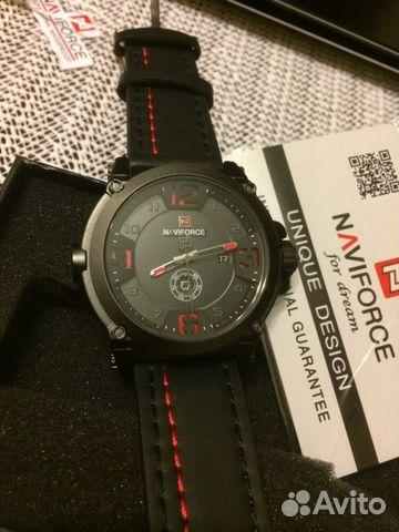 Часы naviforce купить в краснодаре купить часы петродворцовый часовой завода