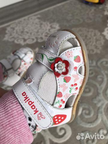 762678d59 Детские босоножки (профилактика) купить в Краснодарском крае на ...