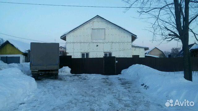 Дом 155 м² на участке 7 сот.