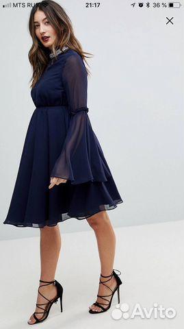 2a021d548d04ed8 Вечернее платье для беременных ASOS купить в Санкт-Петербурге на ...