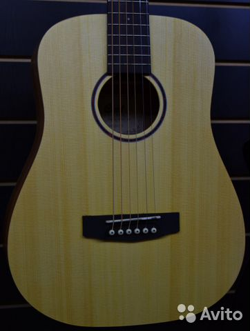 Акустическая гитара с чехлом Cort Earth Mini OP купить 2