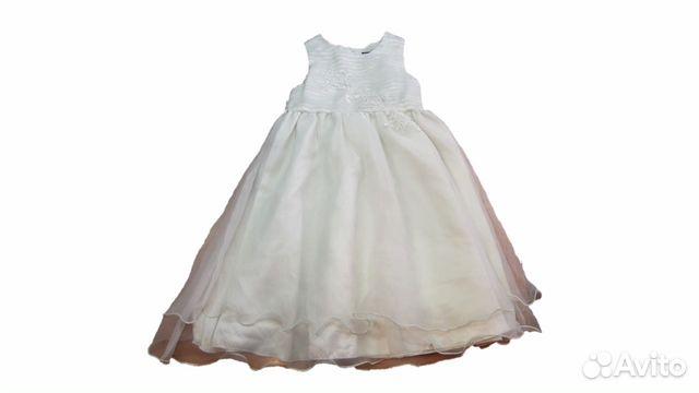 1921a13edfe Детское платье Orsolini 116 см купить в Москве на Avito — Объявления ...