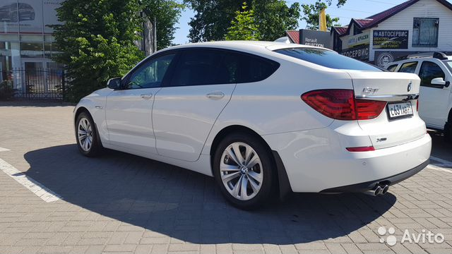 BMW 5 серия GT, 2012 89062312388 купить 1