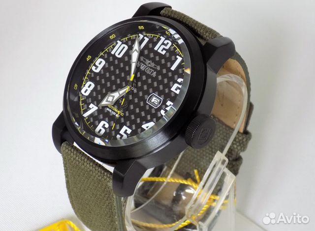 Швейцарские наручные часы Invicta