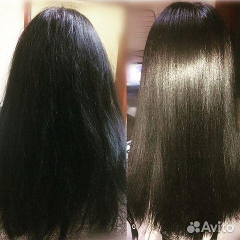 Био-выпрямление волос купить 2
