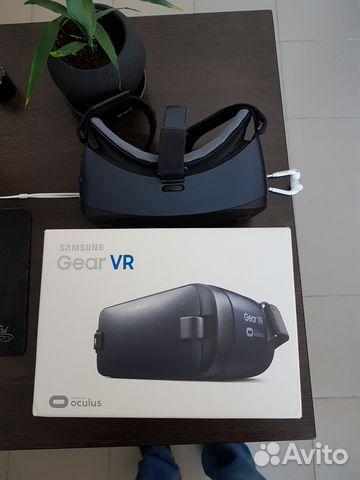 Очки виртуальной реальности SAMSUNG Gear VR (SM-R3— фотография №1 782163843f055