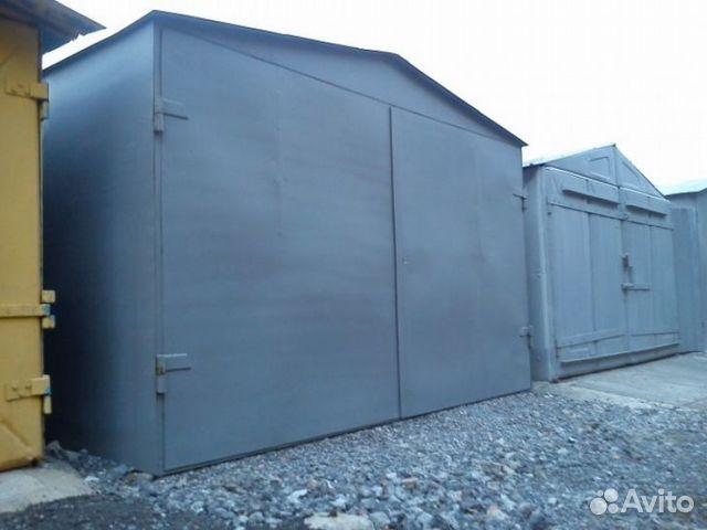 Металлический гараж авито чебоксары участок под гараж купить в спб
