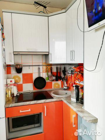 Продается однокомнатная квартира за 1 500 000 рублей. г Орёл, ул Черкасская, д 32.