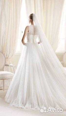 8558f92e4eb7cec Свадебное платье LA sposa Испания купить в Краснодарском крае на ...