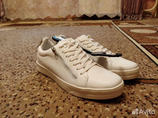 bc9c0674f62 Белые кроссовки с молнией River Island