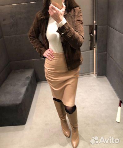 0fd15ad15232 Куртка кожаная Emporio Armani   Festima.Ru - Мониторинг объявлений
