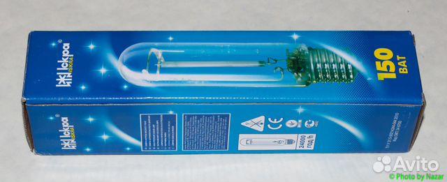 Лампа днат 150