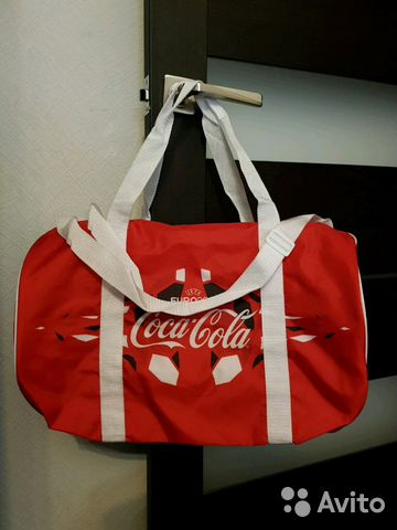 1dbf9293d60b Новая спортивная сумка Coca-Cola | Festima.Ru - Мониторинг объявлений