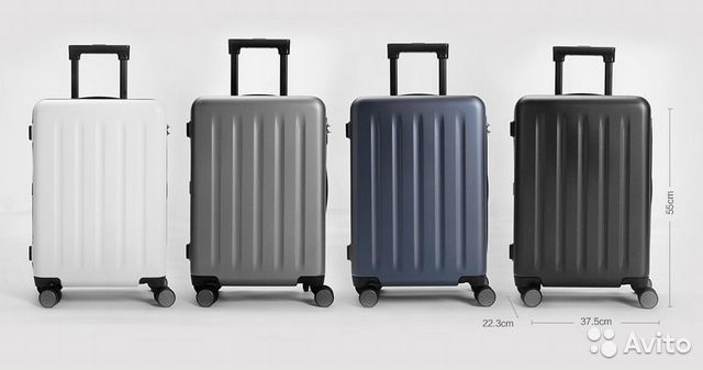 Чемодан Xiaomi Mi Trolley 90 Points 24   Festima.Ru - Мониторинг ... 20647c02a84