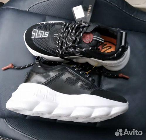 5d295318 Новые кроссовки Versace | Festima.Ru - Мониторинг объявлений