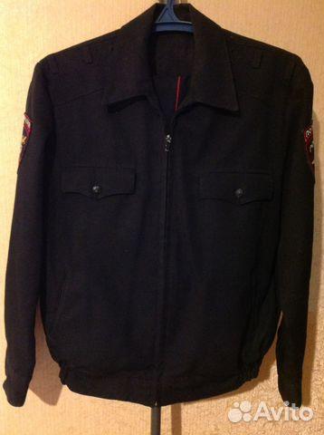 22cc249b8c9a Форма Куртка (китель) полушерстяная Полиция 50-3 купить в Москве на ...