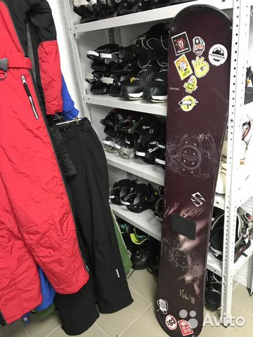 Аренда сноубордов купить в Краснодарском крае на Avito — Объявления ... 06f3c705c2f