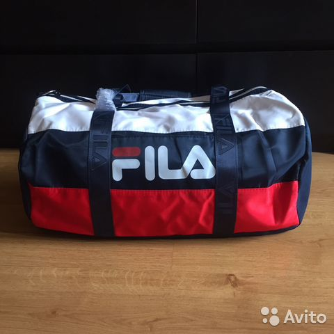 edbbc3766e03 Спортивная сумка Fila   Festima.Ru - Мониторинг объявлений