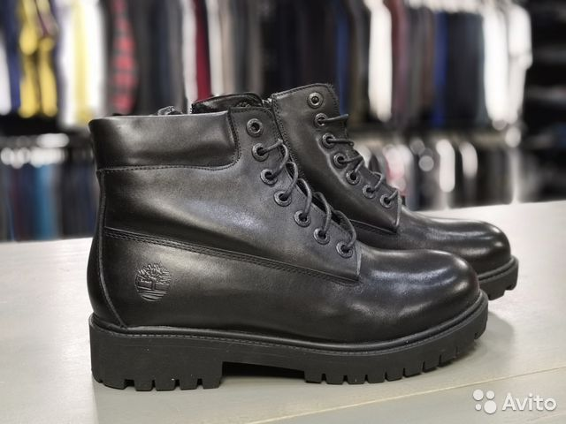 fc45686817a5 Новые зимние кожаные мужские ботинки Timberland   Festima.Ru ...