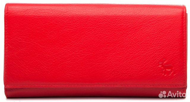 153a6aa9668f Красный кошелек francesco marconi | Festima.Ru - Мониторинг объявлений