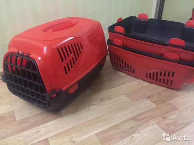 Переноска для кошек / маленьких собак